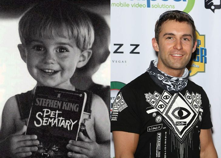 Miko Hughes was in the movie Pet Sematary. From there he