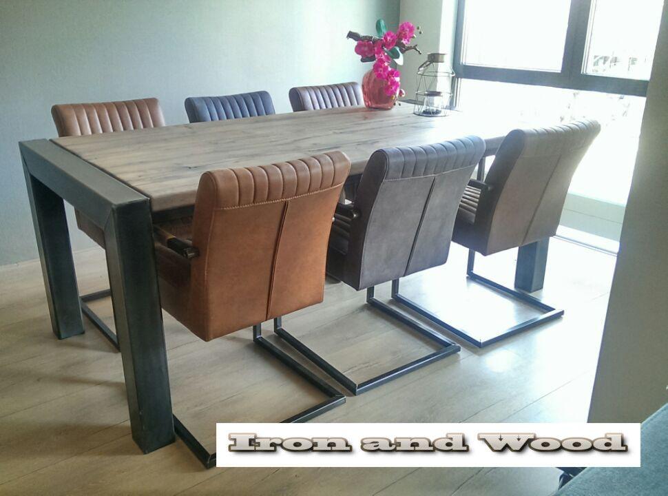 Industriele Tafel Eettafel.Industriele Eettafel Industriele Tafel Industriele Tafel New