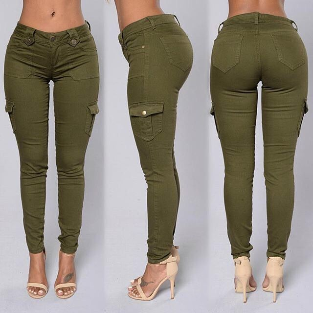 """❤️RESTOCK ALERT❤️ Search: """"Army Strong Pants"""" Search: """"Strapped Success"""" Heels ✨www.FashionNova.com✨"""