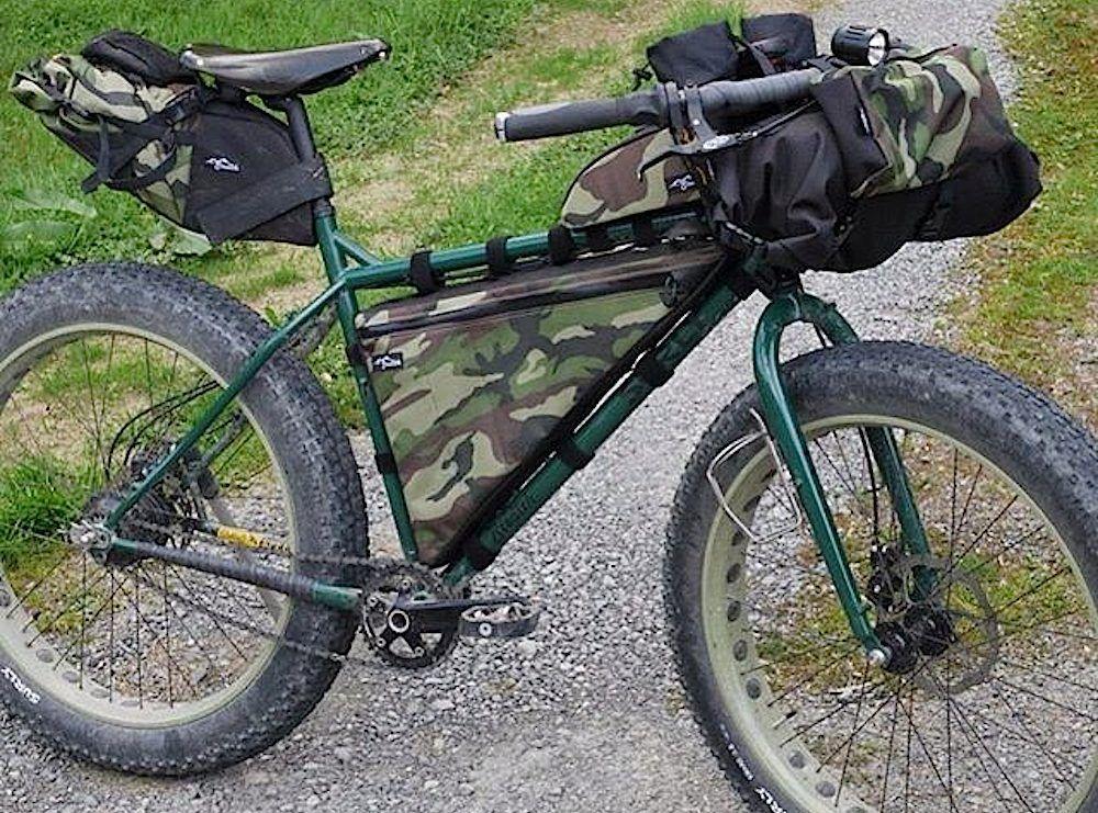 Stealth Bike Bags