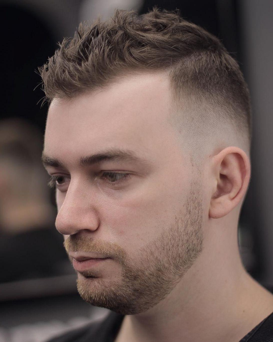 Astonishing Receding Hairline Haircuts 2019 Gain Male Men