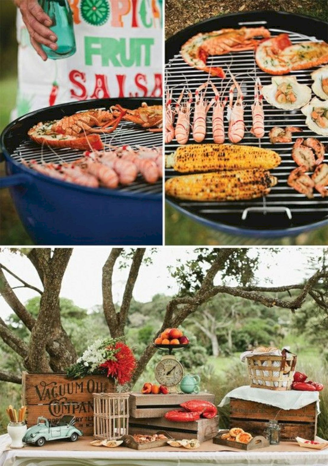 25 Best Rustic Bbq Wedding Ideas For Enjoyment Your Guests