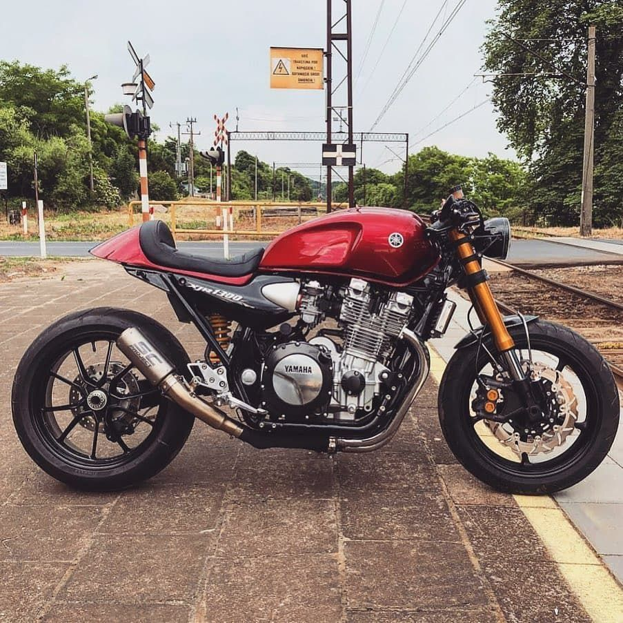 Caferacers Culture On Instagram Yamaha Xjr1300 By Dawidooo Yamaha Xjr1300 Caferacer In 2020 Modern Cafe Racer Yamaha Cafe Racer Cafe Racer Bikes