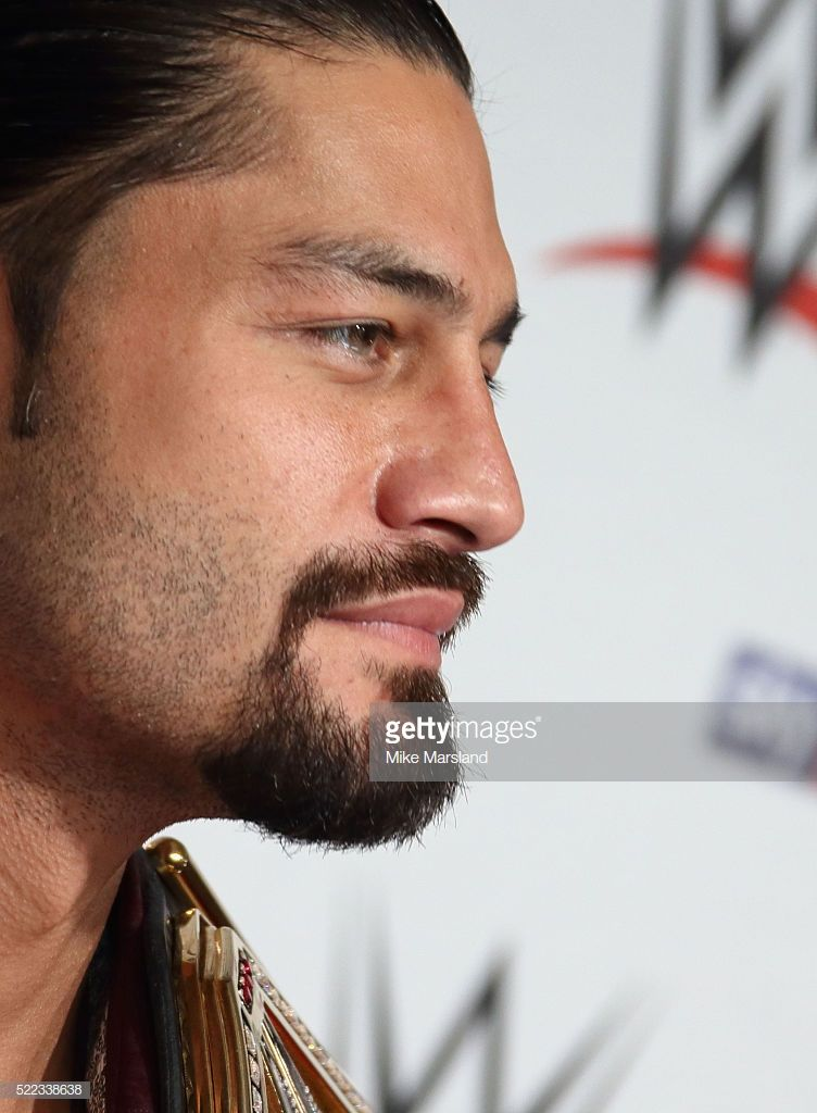 Roman Reigns Arrives For Wwe Raw At 02 Brooklyn Bowl On April 18 2016 In