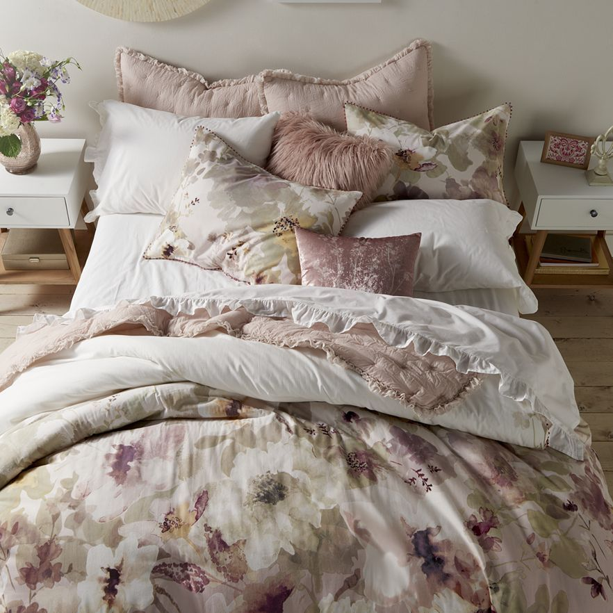 Lc Lauren Conrad Bloom Comforter Set Comforter Sets Bedroom Comforter Sets Bedding Master