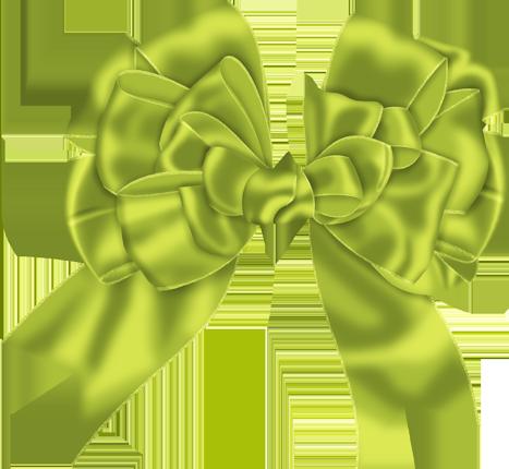 Cute Green Bow Clipsrt Bow Clipart Bows Orange Bows