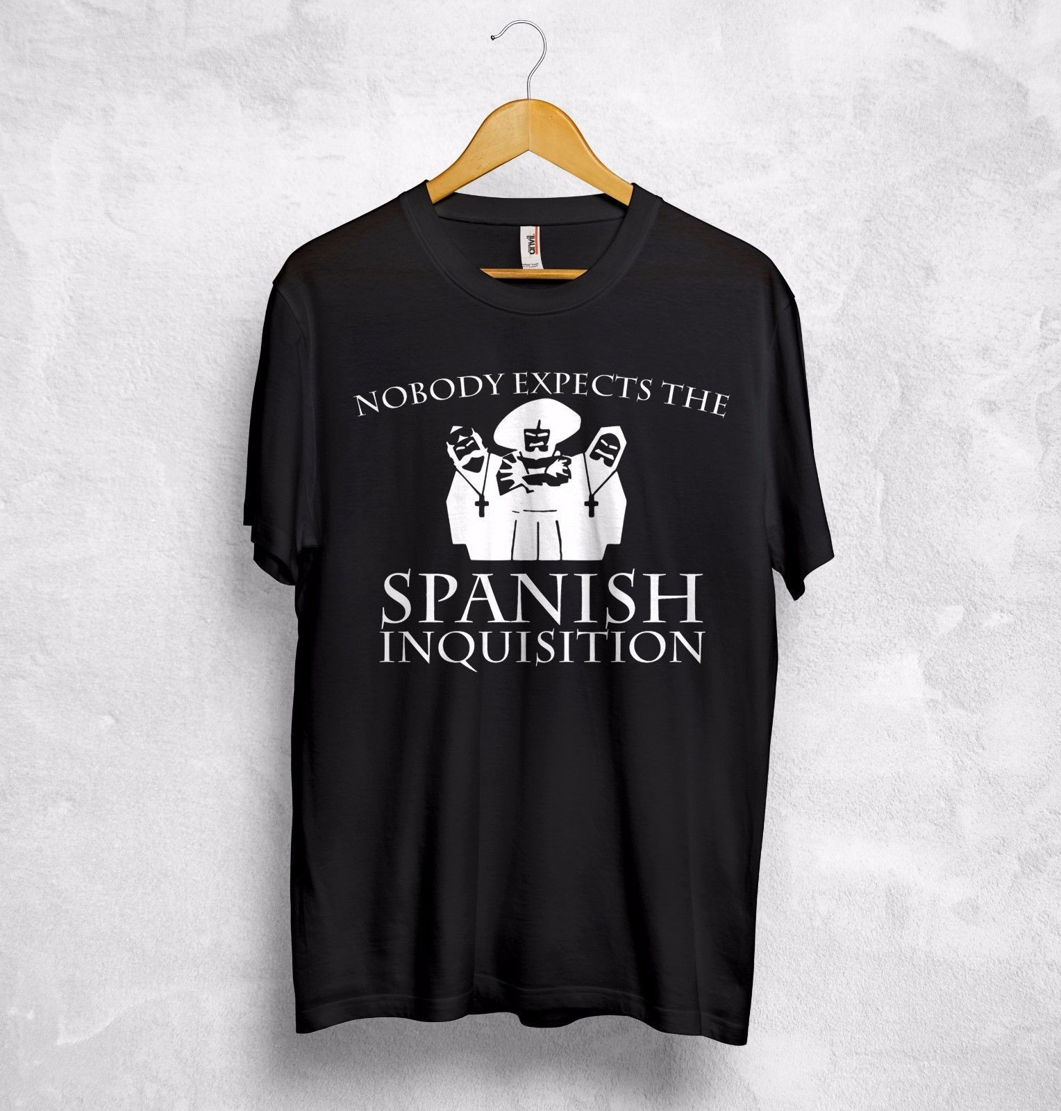 Click to buy nobody expects the spanish inquisition t shirt click to buy nobody expects the spanish inquisition t shirt monty python negle Choice Image