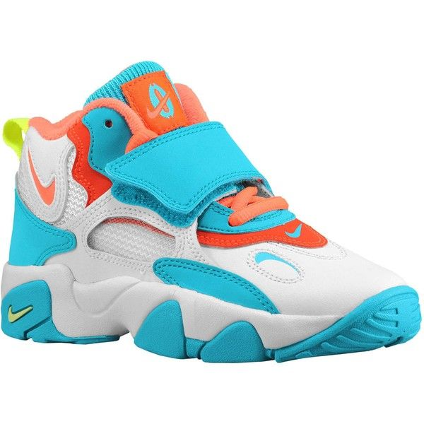 Nike Speed Turf Boys' Preschool found on Polyvore featuring polyvore, shoes, sneakers, nike and jordans