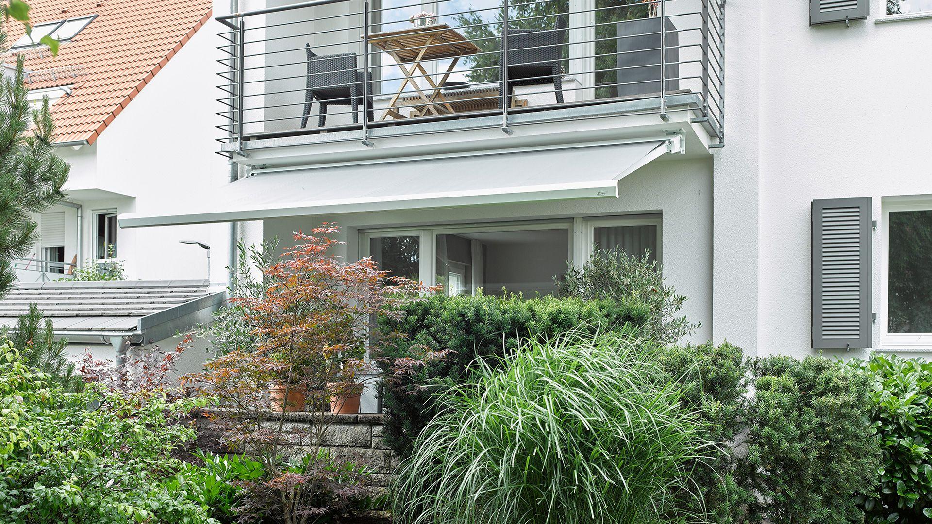 Sonnenschutz für Balkon und Terrasse – Markisen Zanker