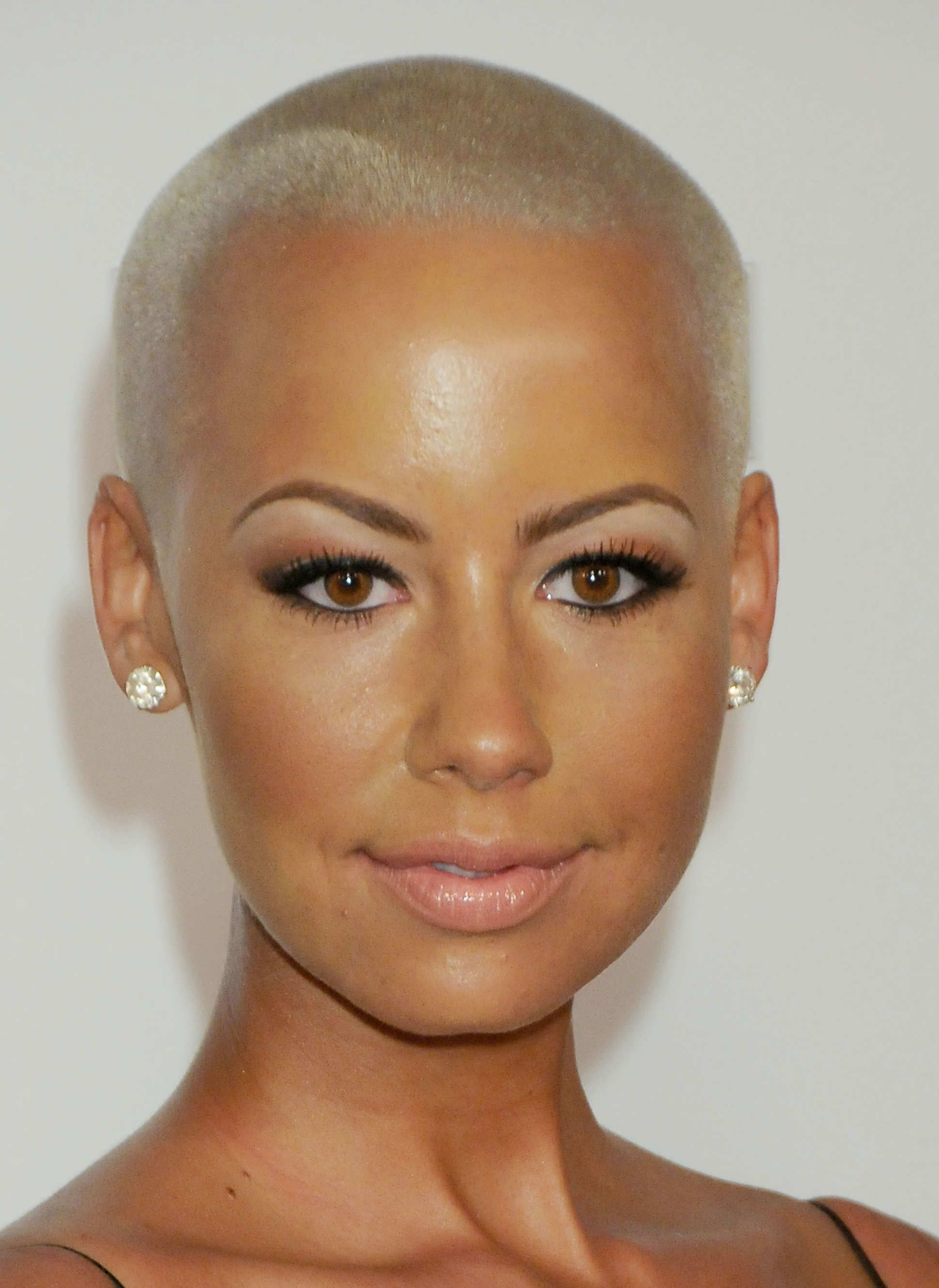 The 50 Most Memorable Eyebrows Of All Time Amber Rose Hair Amber Rose Style Amber Rose
