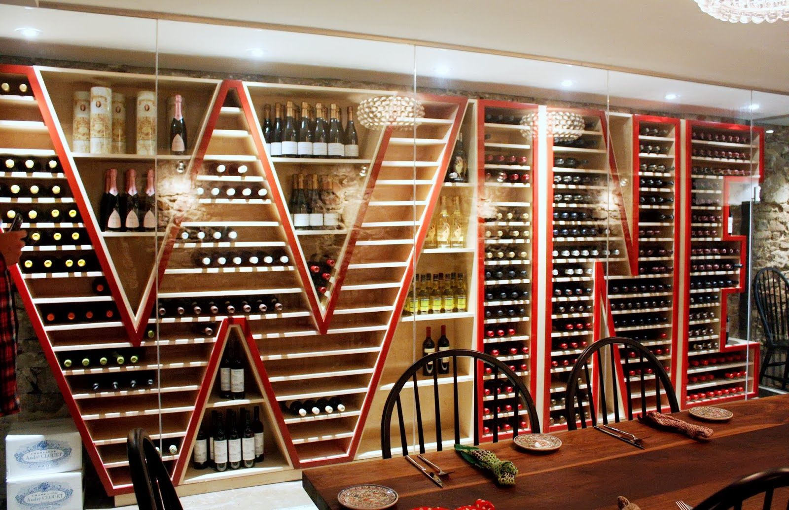 Breathtaking Pictures Of Wine Rack Design Ideas For Your Home Interioru2026