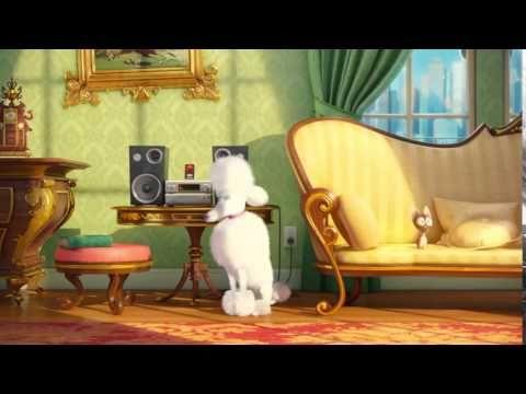 The Secret Life of Pets Soader Leonard... Secret life of