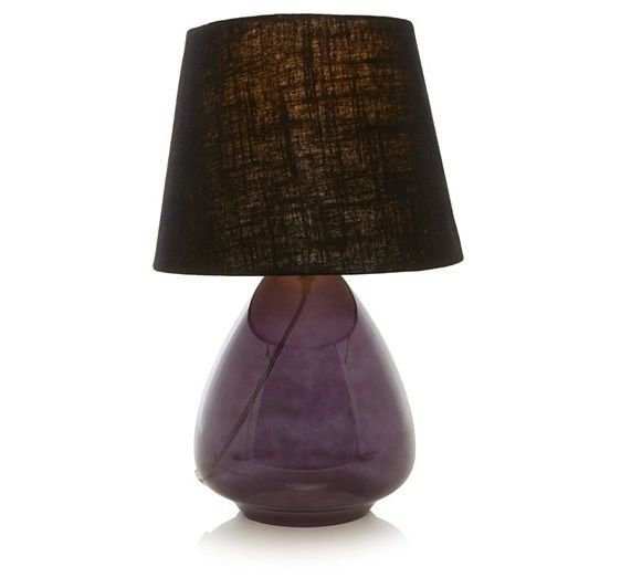 Luxury Large Glass Black Table Lamp Shade French Modern Industrial Mirrored Lamp Modern Table Lamp Black Table Lamps
