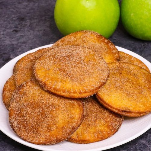 Easy Fried Apple Pies (Copycat) - TipBuzz Fried Ap