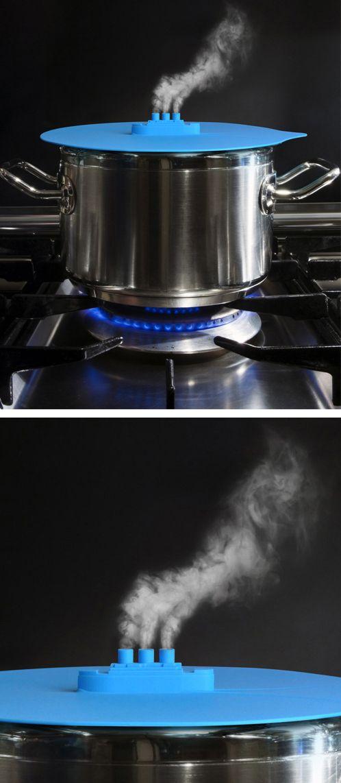 Steamboat pot cover could be 3d printed negocio - Utensilios de cocina industrial ...
