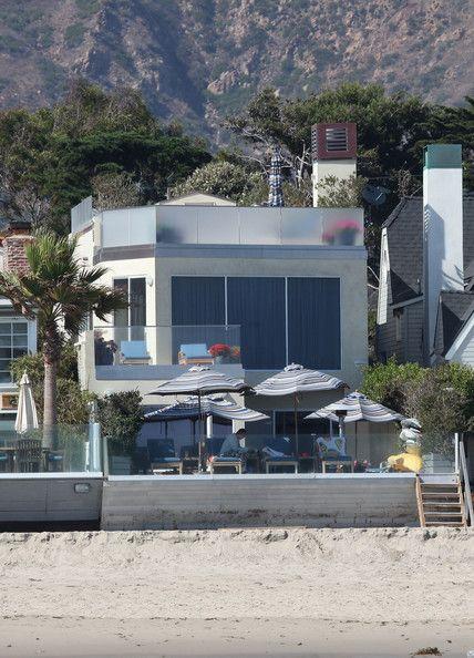 Jim Carrey Malibu Ca The Beach Home Of