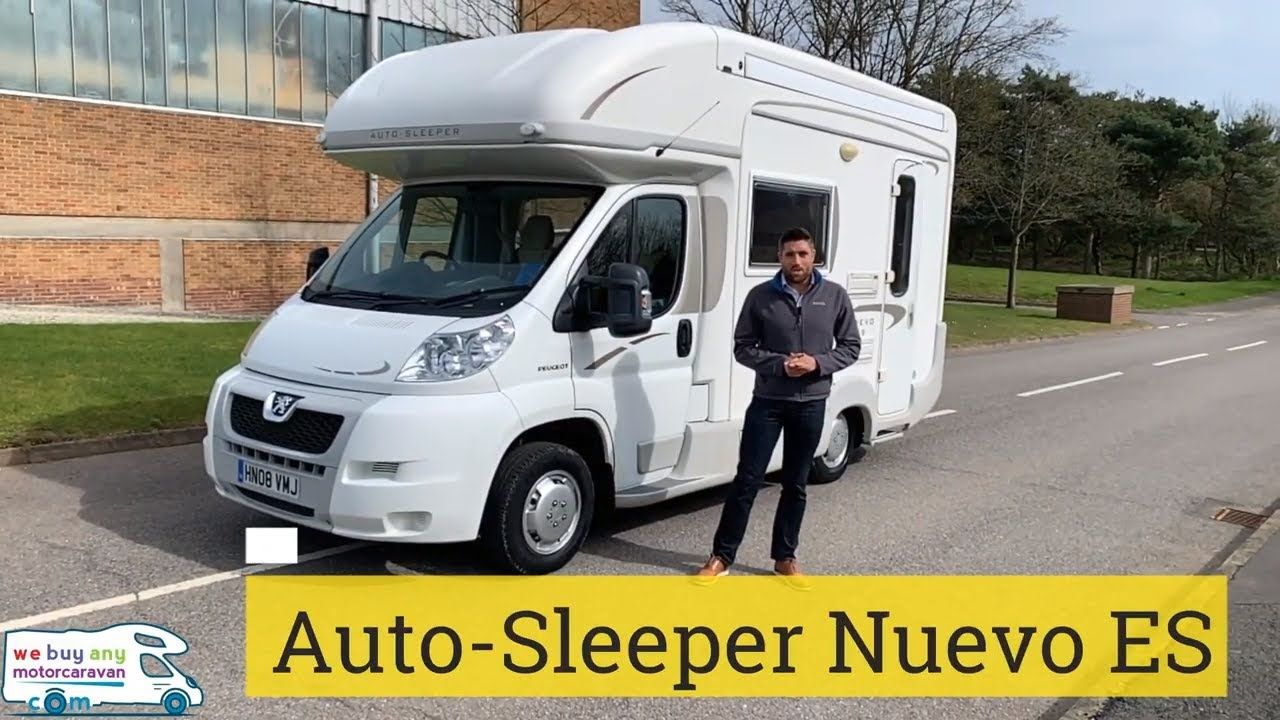 Auto Sleeper Nuevo Es Motorhome Review Webuyanymotorcaravan Com In 2020 Motorhome Auto Recreational Vehicles
