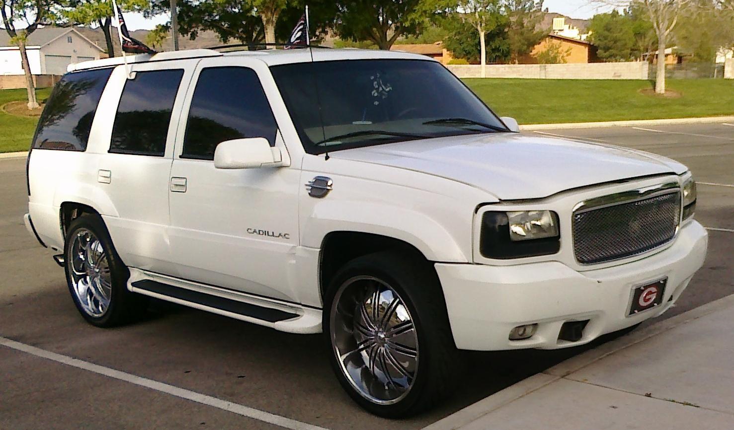 2000 Cadillac Escalade | CarsTrucks | Pinterest | Cadillac escalade