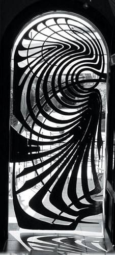 Bex Simon Artist Blacksmith Liked · 23 hours ago Jaw dropping gate by Claudio Bottero.