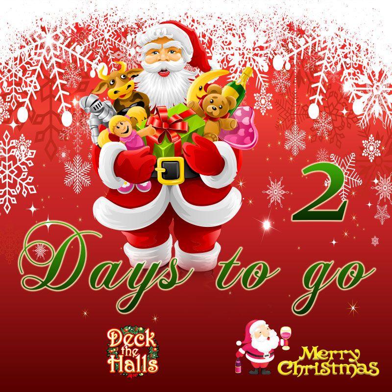 2 Days to go till Christmas EPFestiveFun Christmas