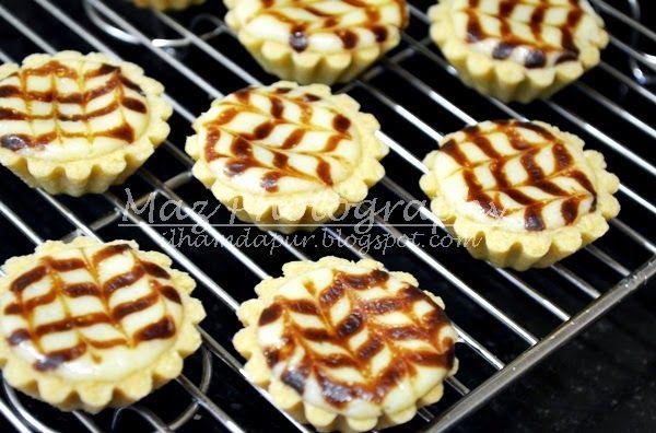 Ilham Dapur Nutella Cheese Tart