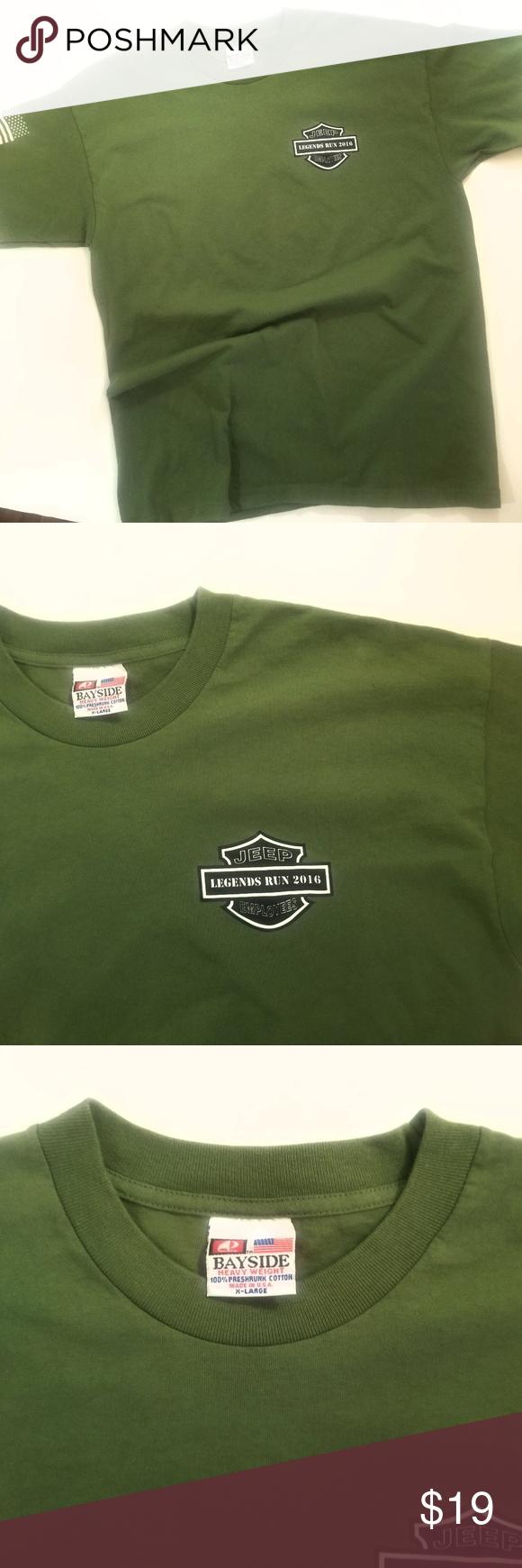 Jeep Tee Shirt Tee Shirts Clothes Design Shirts