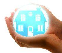 집 보험, 보호, 홈, 주의, 안전, 손