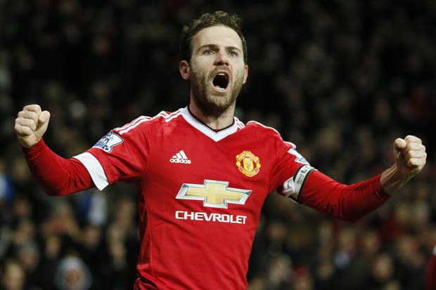 Juan Mata hails his superb free kick - footballnews