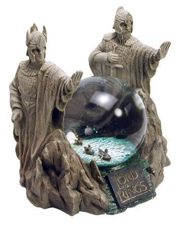 Lord of the Rings Snowglobes
