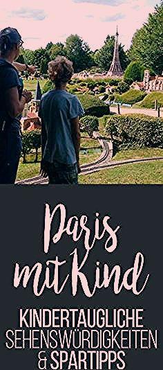 Paris mit Kind: Kindertaugliche Ziele und Spartipps | Muttis Nähkästchen