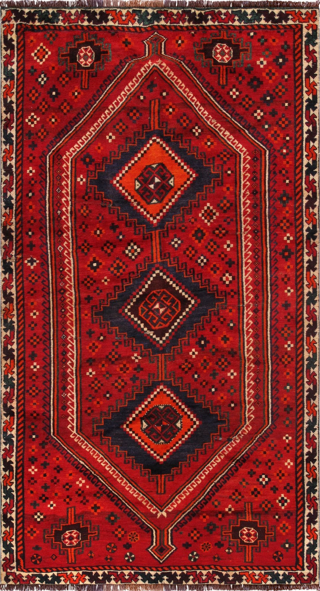Vintage Persian Allover Handmade Area Rugs in 2020 Rugs