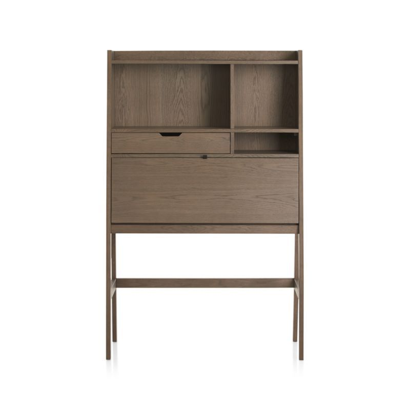 Clarke Secretary Desk Crate And Barrel
