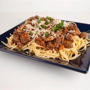 CAMP COOKBOOK: Moose spaghetti