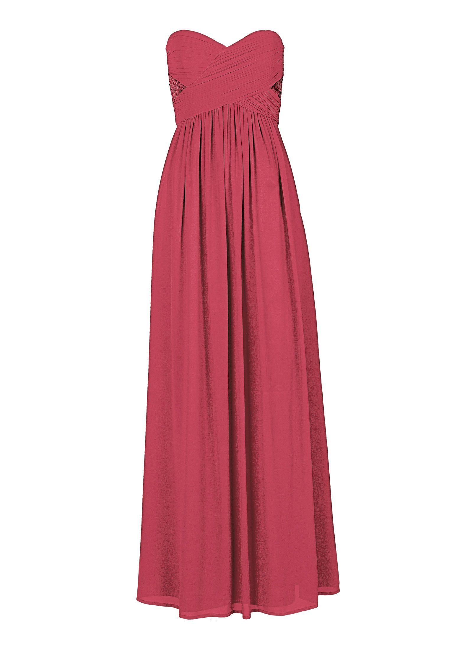 Abendkleid aus Chiffon von Vera Mont  Chiffon abendkleider