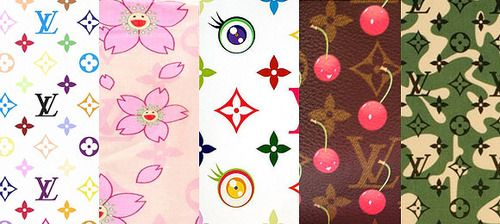 Takashi Murakami x Louis Vuitton   japanese art   Louis vuitton ... 3a6b06592575