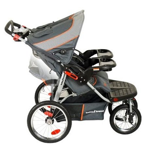Baby Trend Double Jogging Stroller Review