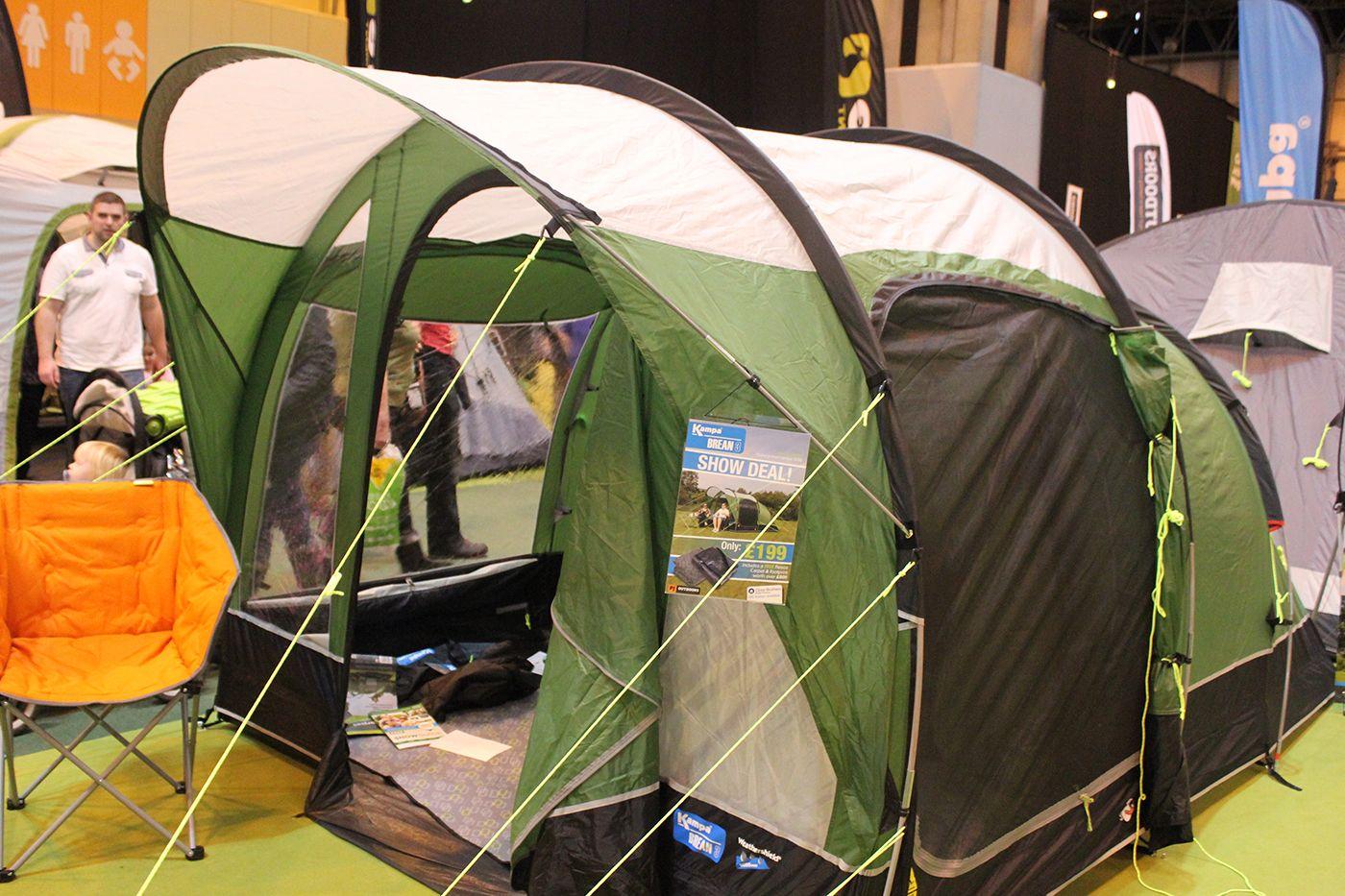 kampa brean 3 man tent 2017