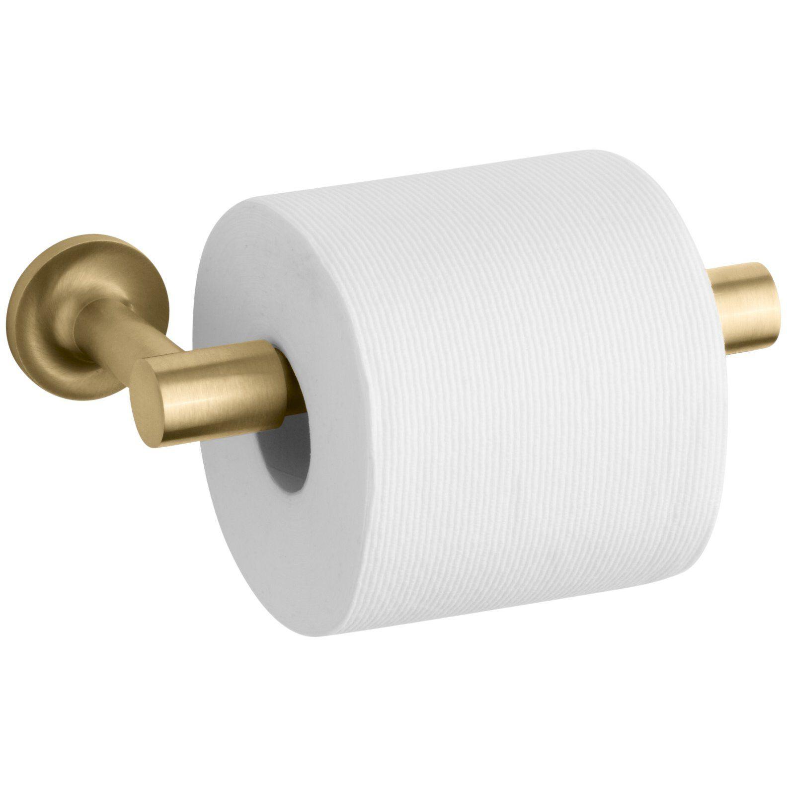 Purist Pivoting Toilet Tissue Holder Toilet Paper Holder Toilet Paper Holder Uses Kohler Purist