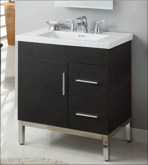 30 Inch Bathroom Vanities With Tops | 30 vanity, Bathroom ...