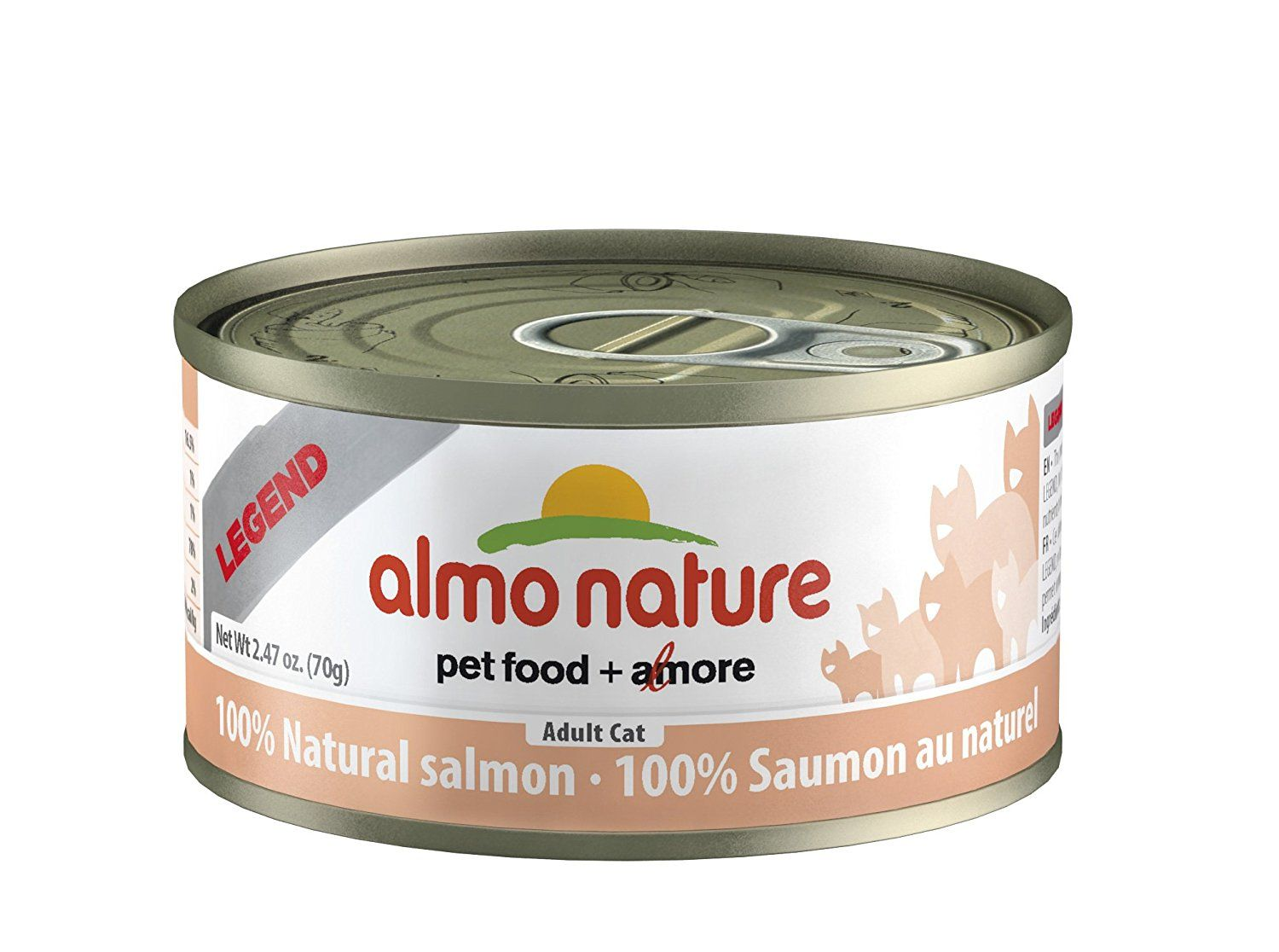 Almo Nature Legend Cat Food 1 Can All Natural No Fillers 16 Healthy Choices Click Image To Review With Images Canned Cat Food Holistic Cat Food Cat Food Coupons