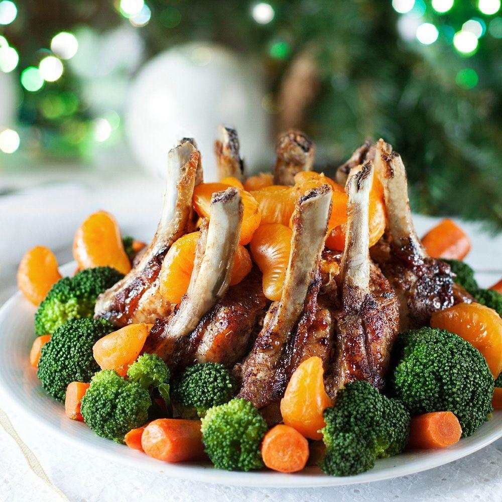 Новейшие рецепты новогодних блюд пошаговое фото
