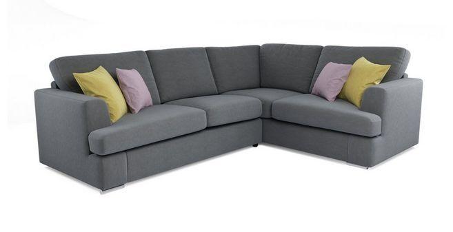 Outstanding Freya Left Hand Facing 2 Piece Corner Deluxe Sofa Bed Dfs Machost Co Dining Chair Design Ideas Machostcouk