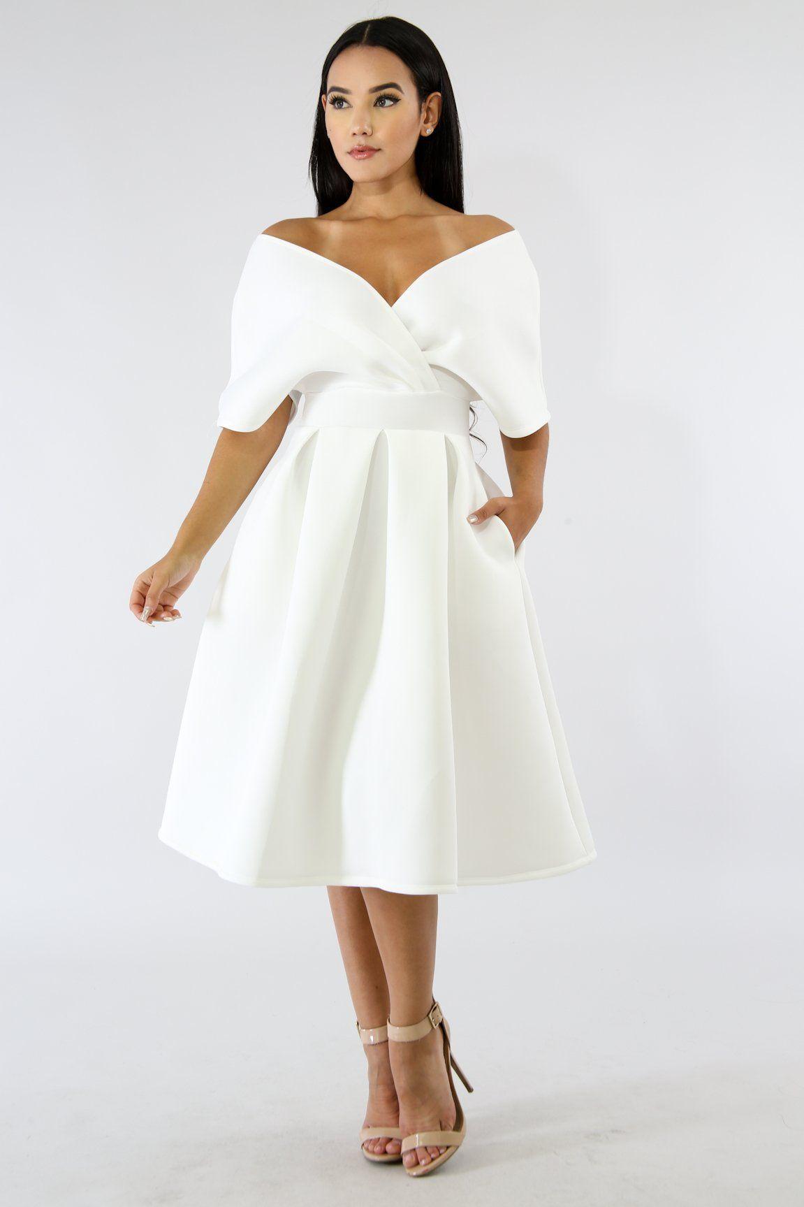 Silver wedding dresses plus size  Elegance Swing Dress  Outfit  Pinterest  Dresses Swing dress and