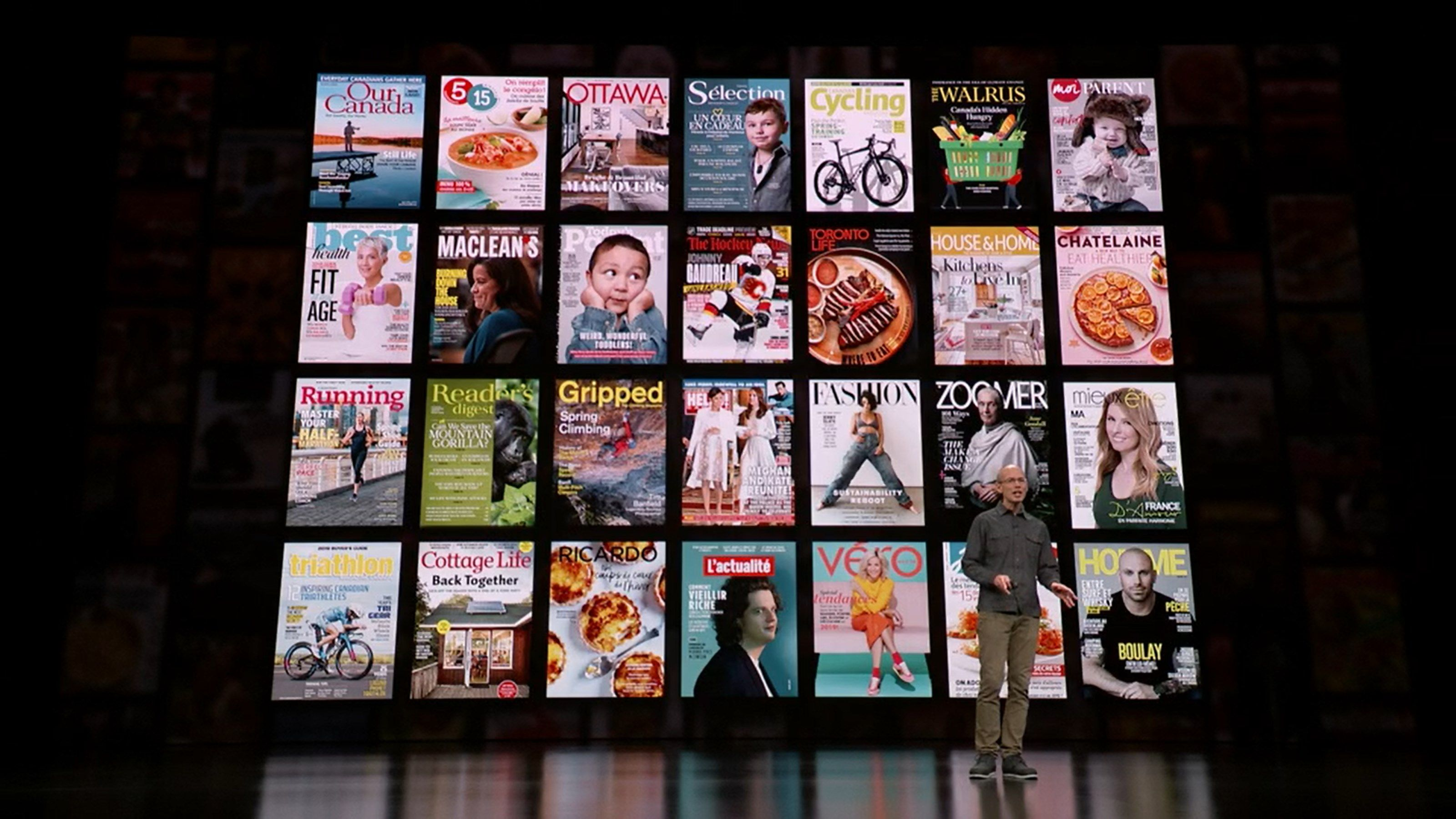Apple News Plus magazine list, cost, and release date