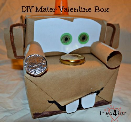 Valentine Card Box Ideas – Boxed Valentines Day Cards