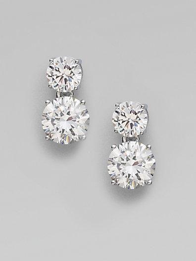 Diamond Earrings The Best