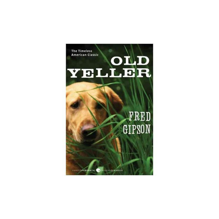Old yeller perennial classics paperback old yeller