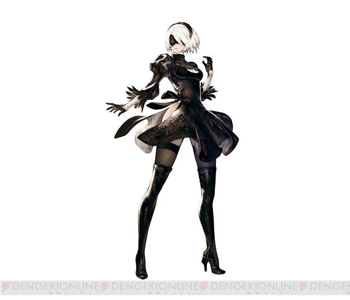 Character Design Nier Automata : Nier automata character design pinterest best