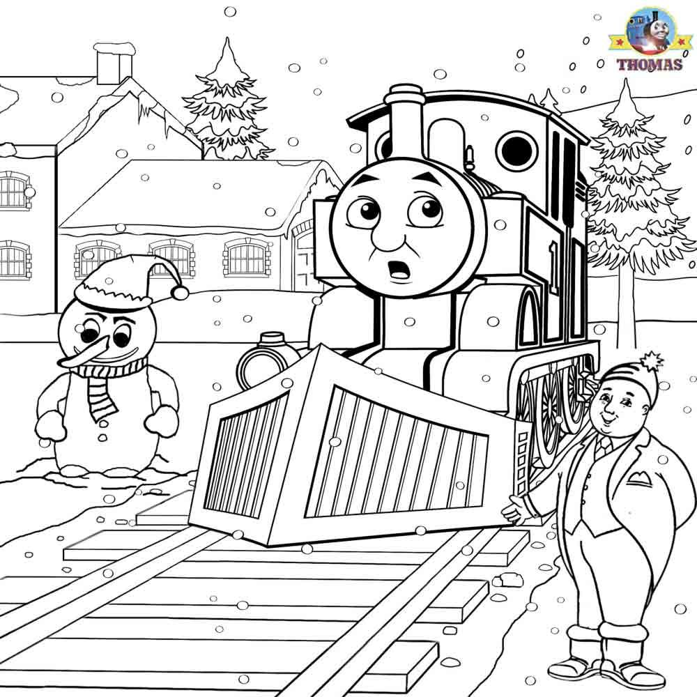 Pin by Jason Birkhoff on Holiday | Train coloring pages ...