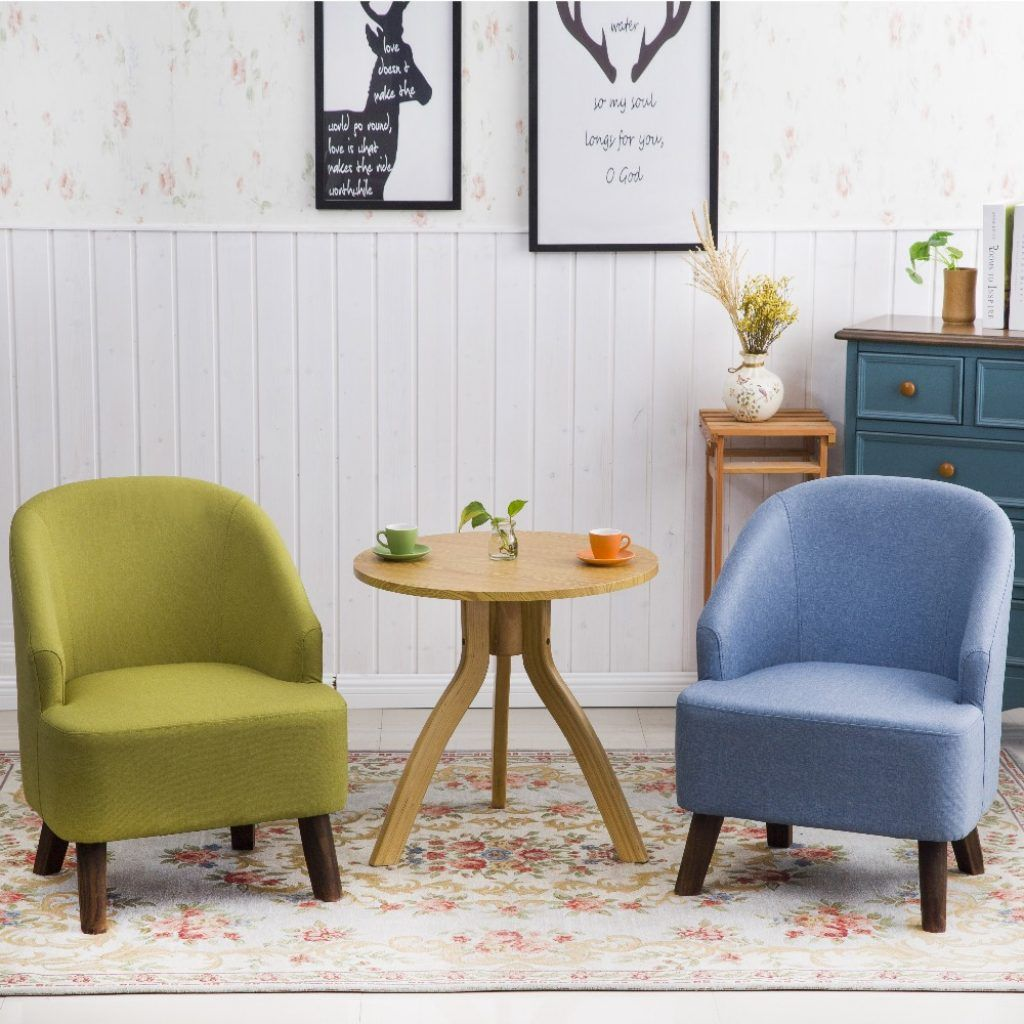 Bedroom Coffee Table And Chairs - These vintage mod chairs have an